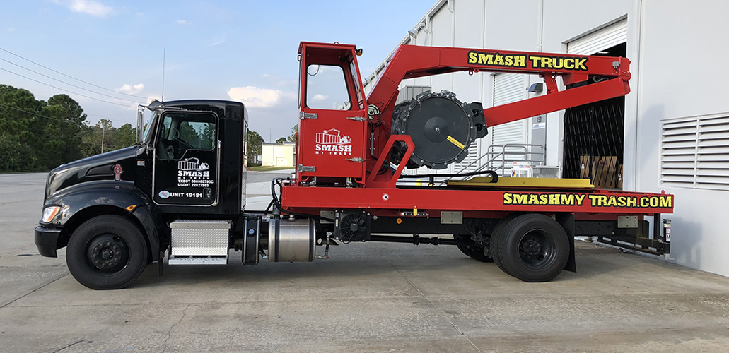 Commercial Trash Compaction Services in Garland, Texas