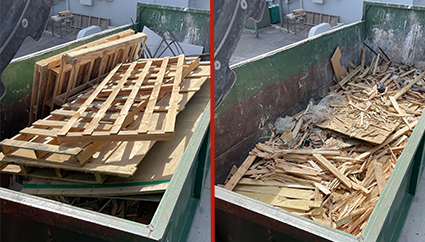 Trash Compaction for Manufacturers
